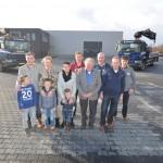 Oude Wesselink Bronbemaling Familie